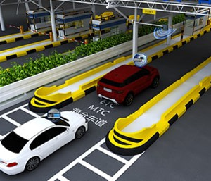 Electronic Toll Collection Solution