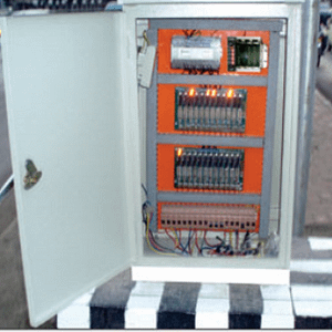PLC Based Traffic Signal Controller: