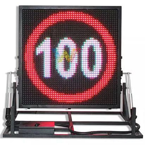 P-20 full-color LED display Variable Sign Board