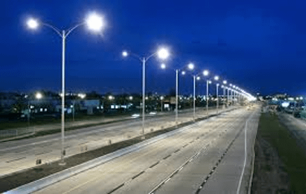 SOLAR / LED STREET LIGHTS