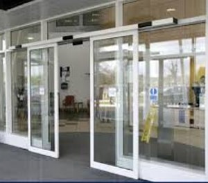Automatic Framed and frame-less doors