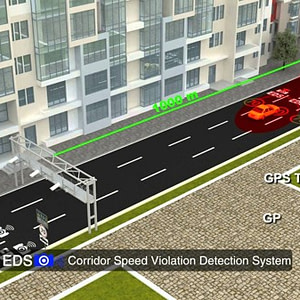 Speed Corridor Enforcement System