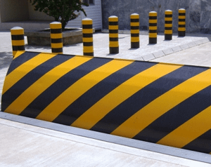 AUTOMATIC HYDRUALIC ROAD BLOCKER